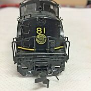 Ho Life Like/proto 2000 Bl-2 Diesel Loco Western Maryland 81 Excellent