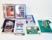 Baseball Cards Lot 20+ Open Packs Tops Nfl 1991 Looney Tunes 1993 Mix