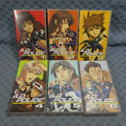 A.d. Police Directorand039s Cut Complete Edition Lot 6 Anime Japanese Vhs Video Japan