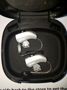 Widex Beyond B-f2 Hearing Aids Great Shape - Just Tested At Dealer