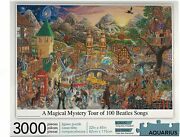 Beatles - Magical Mystery Tour - 3000 Piece Jigsaw Puzzle - Brand New - 68504