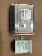 Bmw E46 330i 330ci Ms43 Ecu Dme + Ews Deleted Disabled Immobilizer Included