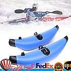 2x Kayak Canoe Pvc Inflatable Outrigger Fishing Boat Stabilizer System Floats