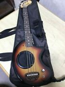 Fernandes Fernandez Pie-zo Zo-3 Elephant Bass Strap With Case