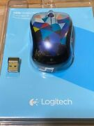Logitech M325c Wireless Mouse Facets 910-004445 Blue Facets- Brand New Sealed