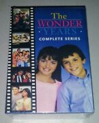 New The Wonder Years. The Complete Tv Series. 22 Disc Dvd Box Set. Ships Free