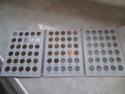 1941-1974 Lincoln Cent Penny Collection Harris Folder/book Mostly Complete