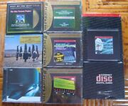 New Mfsl Mobile Fidelity And Other Alan Parsons 24k Gold 7 Cd Collection Sealed