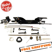 Unisteer 8010820-01 Power Rack And Pinion Kit For Early 1967 Mustang Small Block