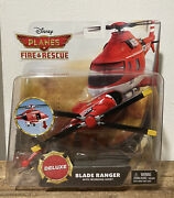 New Disney Pixar Planes Blade Ranger With Working Hoist Fire And Rescue Rare