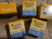 Freestyle Test Strips 100ct Boxes Expired Nib Condition