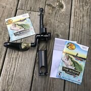 Wii Bass Pro Shops The Stike Game Tournament Edition W Manual And Fishing Rod