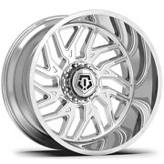 4-tis 544c 20x9 5x5.5/5x150 +18mm Chrome Wheels Rims 20 Inch
