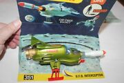 Dinky Toys 351 Ufo Interceptor 'space 1999' 1st Issue Scarce