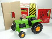 Sanson Junior Rico 529 Tractor 321 Spain Tonka With Packing