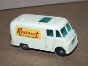 Matchbox 62b Tv Service Van In Good Condition - No Accessories Included