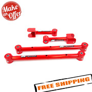 Umi 301516-r Tubular Upper And Lower Control Arms Kit For 1978-1988 Gm G-body