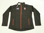 Oand039neills Menand039s Solar62 Softshell Derry Jacket Tm8 Black/red Large Nwt