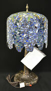 Dale Wisteria In Bloom Table Lamp - Limited Edition 2936/12000 With Coa