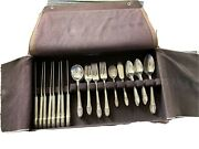 1937 First Love Flatware Set. Roger And Bros 1847.