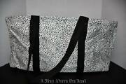 Thirty One Large Utility Tote In Dainty Speckles Nwt