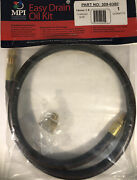 Easy Oil Drain Kit-mpi 309-0380 14mm-1.5 Tread Size-new-ship Same Business Day
