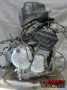 00 01 Yamaha Yzf R1 Complete Engine Motor Kit - Running - For Parts / Rebuild