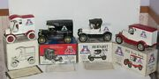 Big A Auto Parts 1/24th Scale Banks 1 2 4 5 1905 1917 1918 1923 All 4