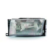 New Aftermarket Driver Side Front Head Lamp Assembly B60600b000-v