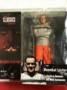 Hannibal Lecter Figure Anthony Hopkins And Autographed Photo Certificate Rare