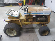 Vintage International Cub Cadet 105 Tractor For Restoration Contact For Parts