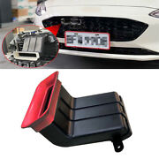 For 2019-20 Ford Focus Hatchback 4d Sedan 5d Air Intake Inlet Tuyere Accessories
