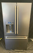 Cafe Cfe28tp3md1 36 French Door Smart Refrigerator With 27.8 Cu. Ft. Capacity