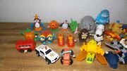 Tomy 80s Vintage Wind Up Toy Lot