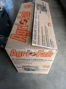 Agri-fab 45-0293 25 Gal. Tow Behind Sprayer Universal Hitch Lawn Mower Connect