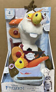 Disney Frozen Talking Olaf Find My Nose Battery Powered 20 Sounds And Phrases