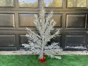 Vintage Aluminum Christmas Tree 4and039 48 40 Branches