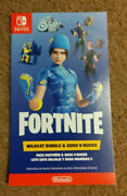 Fortnite Wildcat Bundle Code And 2000 V-bucks - Nintendo Switch Usa -mail Only