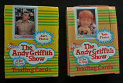 The Andy Griffith Show Series 1 And 2 36 Pack Boxs Total 72 Packs....