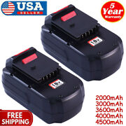 Replacement For Porter Cable 18v Battery Pc18b Pcmvc Pcxmvc Pcc489n Power Tools