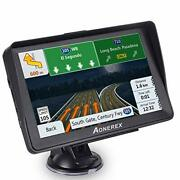 Gps Navigation For Car Truck 7 Inch Touch 7inch + North America 2021 Maps