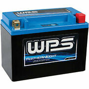 Wps Featherweight Lithium Ion Battery Andndash Fits Yamaha Bolt R-spec 2014andndash2018