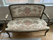 Antique French Provincial Style Italian Crafted 20th Century Chair