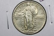 1919 Standing Liberty Quarter Choice Au