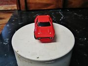 71 Red Roadrunner Body On A Rebuilt A/f.x.modified New Old Stock Chassis