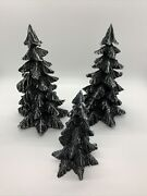 Lot Of 3 Lefton Colonial Christmas Village Figurines 2 00303 1 00301