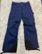 Menand039s And Womenandrsquos Rubicon Pants - Navy Blue Sz 28