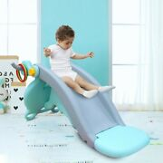 5in1 Child Baby Climbing Stair Rocking Horse Suit For Indoor Backyard Basket Ce