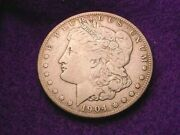 1904-s Morgan Dollar Superior Key Date Coin 33