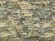 Vollmer 46043 H0 Wall Panel Natural Stone 9 13/16x4 7/8in 1 Sq M = 5323 Euro